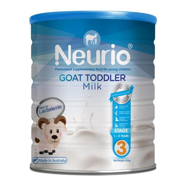 纽瑞优羊奶粉:过敏体质宝宝的福音