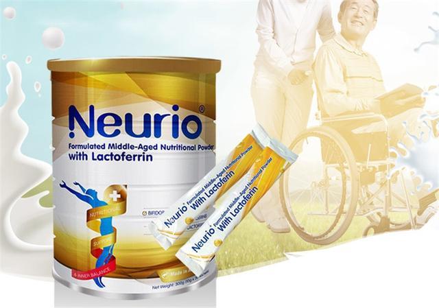 纽瑞优:来自黄金奶源地的中老年乳铁蛋白粉,你需要一杯